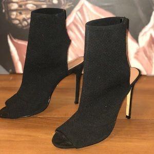 Topshop sock booties